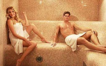 Wellness v Hotelu Zlatý Lev**** pro 2 osoby