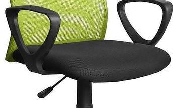 Kancelářská židle Alex modrá