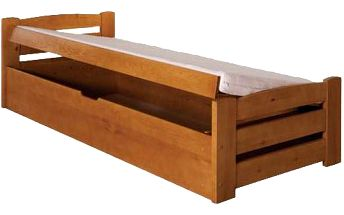 Jednolůžková postel Monroe - DOPRAVA ZDARMA!