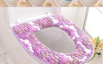 Potah na záchodové prkénko - 5 barev