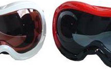 BROTHER B150-CRV lyžařské brýle DĚTSKÉ - červené