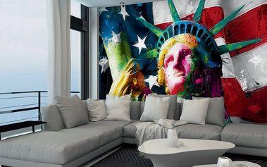 1Wall Vliesová fototapeta Murciano Liberty 366x253 cm