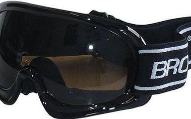 Lyžařské brýle BROTHER - černé