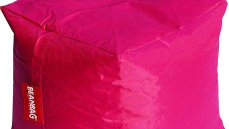 BeanBag Sedací vak cube pink