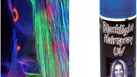 Sprej na vlasy s UV efektem