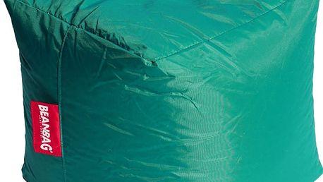 BeanBag Sedací vak cube sea green