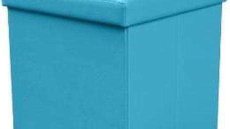 Taburet Moly modrá