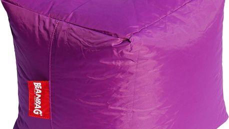 BeanBag Sedací vak cube purple
