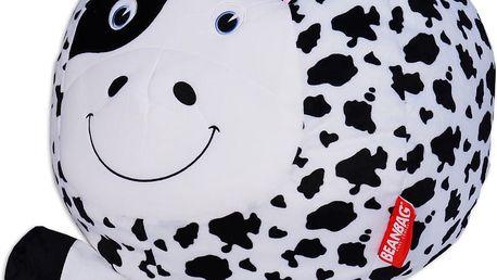 BeanBag Sedací vak kráva Jitka