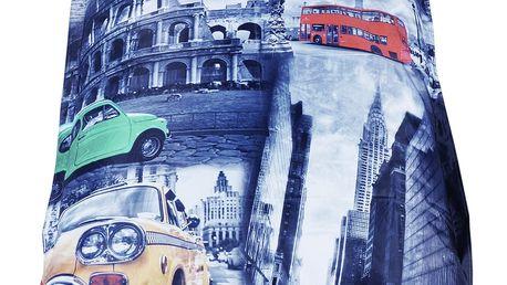 BeanBag Designový sedací vak 189x140 city 2