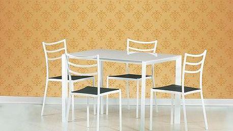 Skleněný stůl Fred
