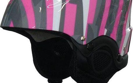 Lyžařská a snowboardová helma - vel. XS