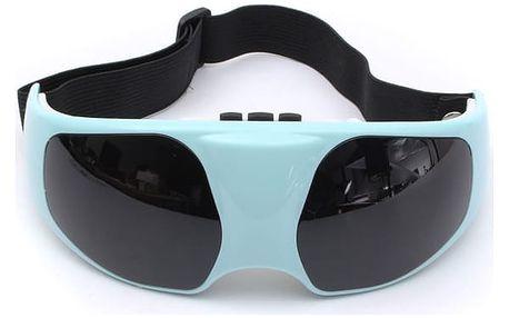 Vibrační brýle proti bolestem očí a hlavy