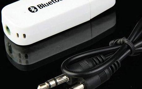 USB bluetooth audio přijímač - bezdrátový přenos zvuku