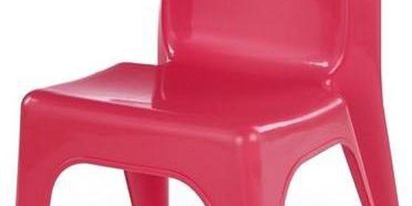 Dětská židle Dumbo zelená