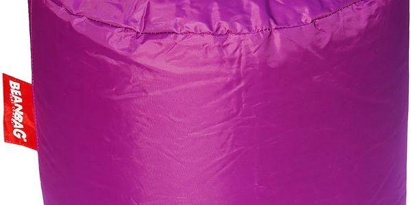 BeanBag Sedací vak roller purple
