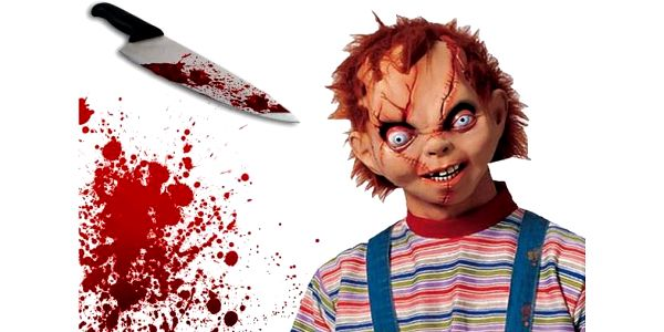 Panenka Chucky - maska