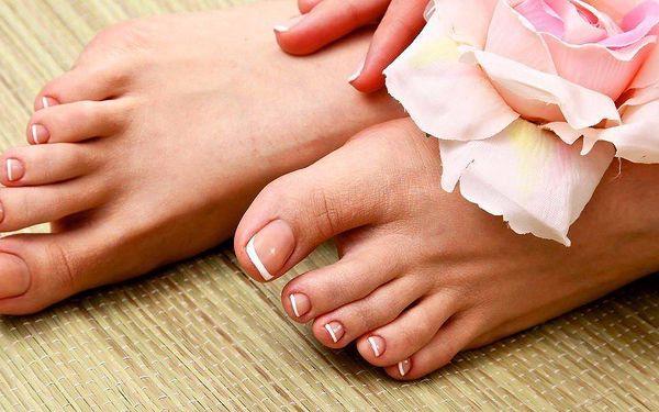 Kompletní pedikúra pro krásné nohy
