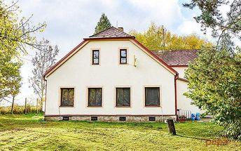 3 až 5denní pobyt s polopenzí v penzionu Najdek jižních Čechách pro dva