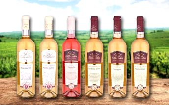 Balíček šesti vín z Pálavy