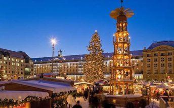 1denní adventní zájezd do Drážďan a Primarku