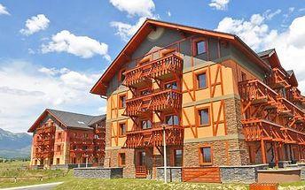 Vysoké Tatry s ubytováním v rodinných apartmánech Tatragolf Mountain Resort ****