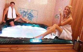 2–3denní wellness pobyt pro 2 pro 2 osoby v hotelu Zlatý lev**** Žatec