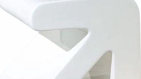 Konferenční stůl Erati bílá