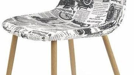 Jídelní židle K220 vícebarevná