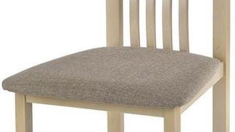 Jídelní židle Pawel bílá