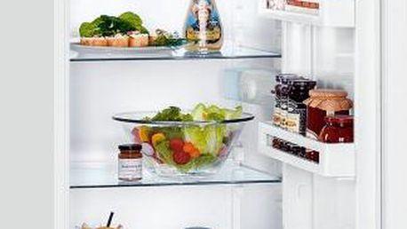 Kvalitní lednice Liebherr o objemu 235l v energetické třídě A++