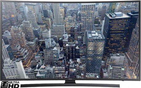 4K televize Samsung s úhlopříčkou 138cm