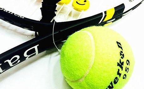 Tenisový trénink samouků
