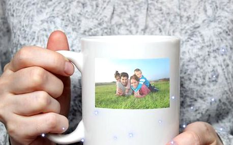 Hrneček s vlastní fotografií