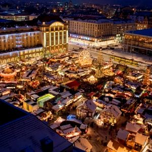 Adventní Drážďany, 1denní výlet na vánoční trhy pro 1 osobu z Ústí nad Labem a Prahy