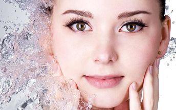 Čištění a ošetření pleti vč. masáže obličeje