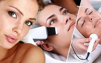 3 procedury pro mladší pleť za 50 minut: čištění, radiofrekvenční lifting a maska se zlatem!