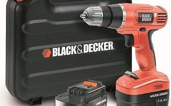 Black&Decker EPC14CABK - II. jakost