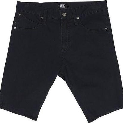 Pánské 3/4 kraťasy Rip Curl Colour Stretch Walkshort, černé