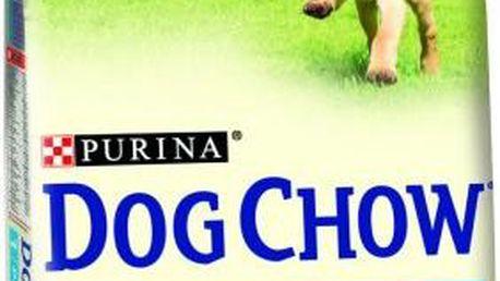 Purina Dog Chow Puppy Lamb 14 kg + 2,5 kg Zdarma
