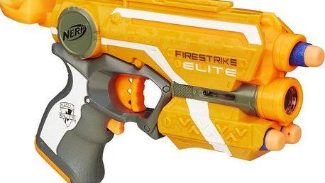 Nerf ELITE Pistole s laserovým zaměřováním Firestrike