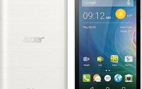 Acer Liquid Z330, Dual SIM, bílý