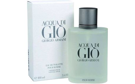 Toaletní voda Giorgio Armani Acqua di Gio 200ml