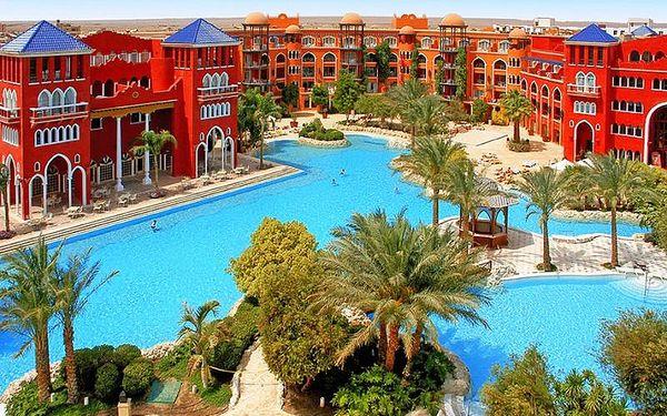 Egypt - Hurghada na 8 dní, all inclusive s dopravou vídeň nebo letecky z Bratislavy