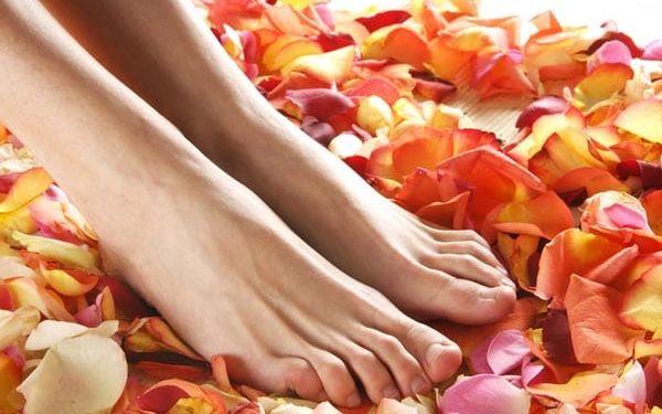 Profesionální reflexní masáž chodidel pro celkové posílení2