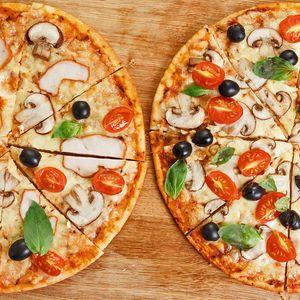 2 pizzy v centru Brna dle vlastního výběru