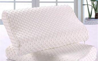 Ergonomický polštář pro zdravý spánek