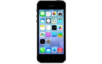 Ultrarychlý smartphone Apple iPhone 5S, 16 GB, vesmírně šedý