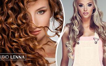 Trvalá ondulace pro všechny délky vlasů + mytí + střih + regenerace + konečný styling