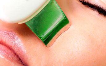 Kosmetické ošetření pleti plné antioxidantů. Ošetření je vhodné i pro muže.